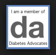 I am a Diabetes Advocate