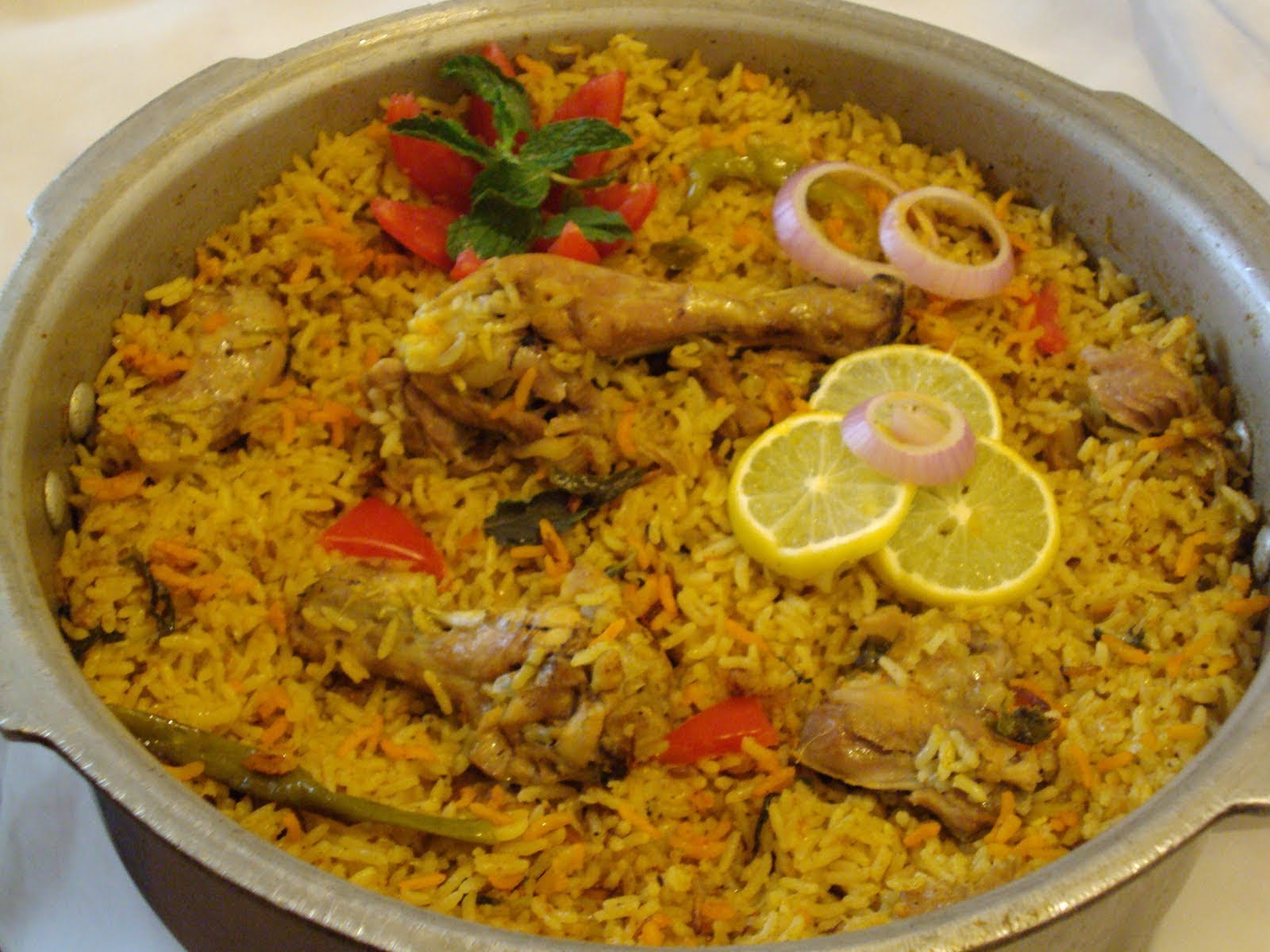 My struggle with rice dishes and the plate method diagnosed not chicken biryani ccuart Images