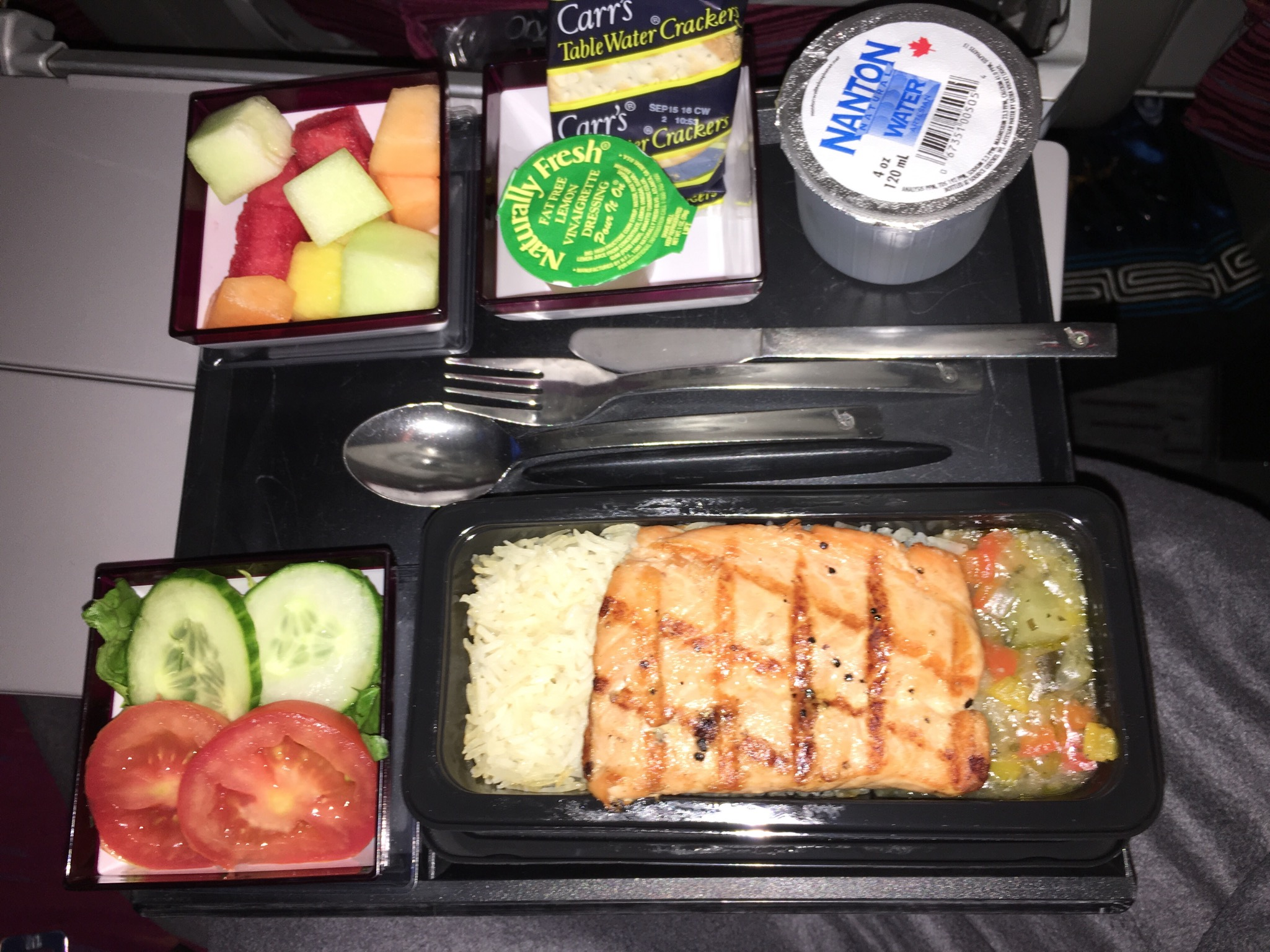 Qatar Airways Has The Best Diabetic Meals Diagnosed Not Defeated