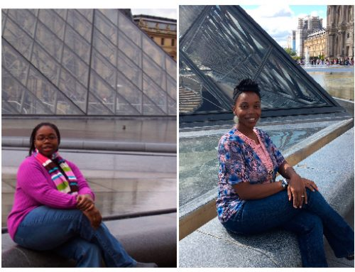 Those Jeans, My Journey: Reflections At The Place Where My Weight Loss Mission Began